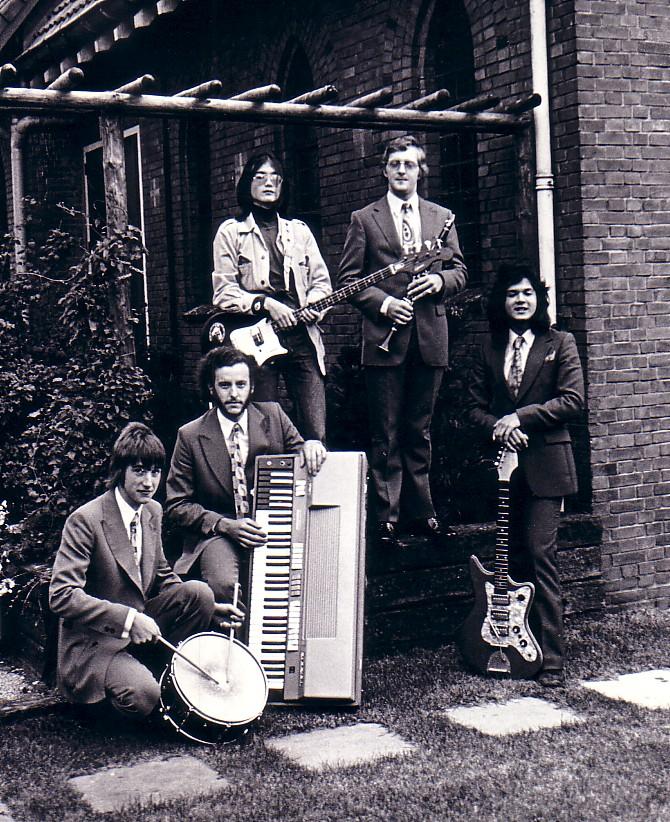 Combo Les Sirènes 1972