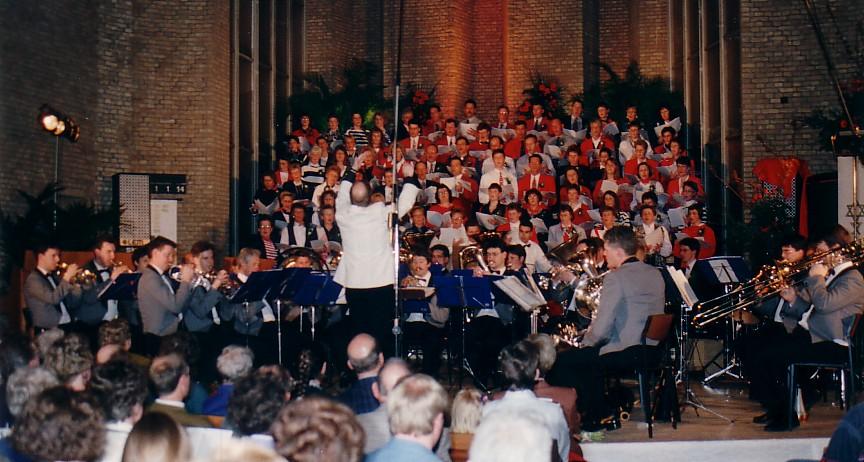 Jubileumconcert 25 jaar Les Sirènes