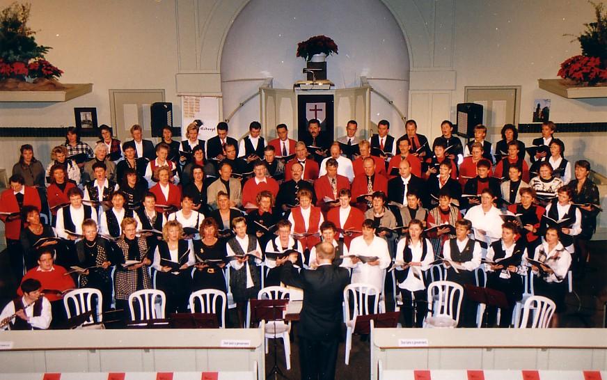Vredekerk De Lier 1995