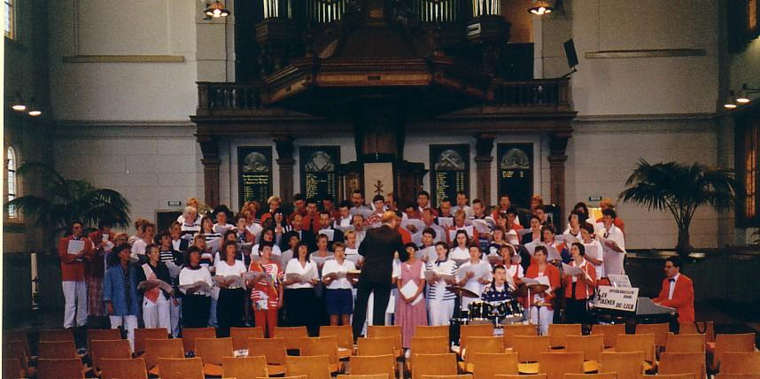 Grote Kerk Apeldoorn 1995