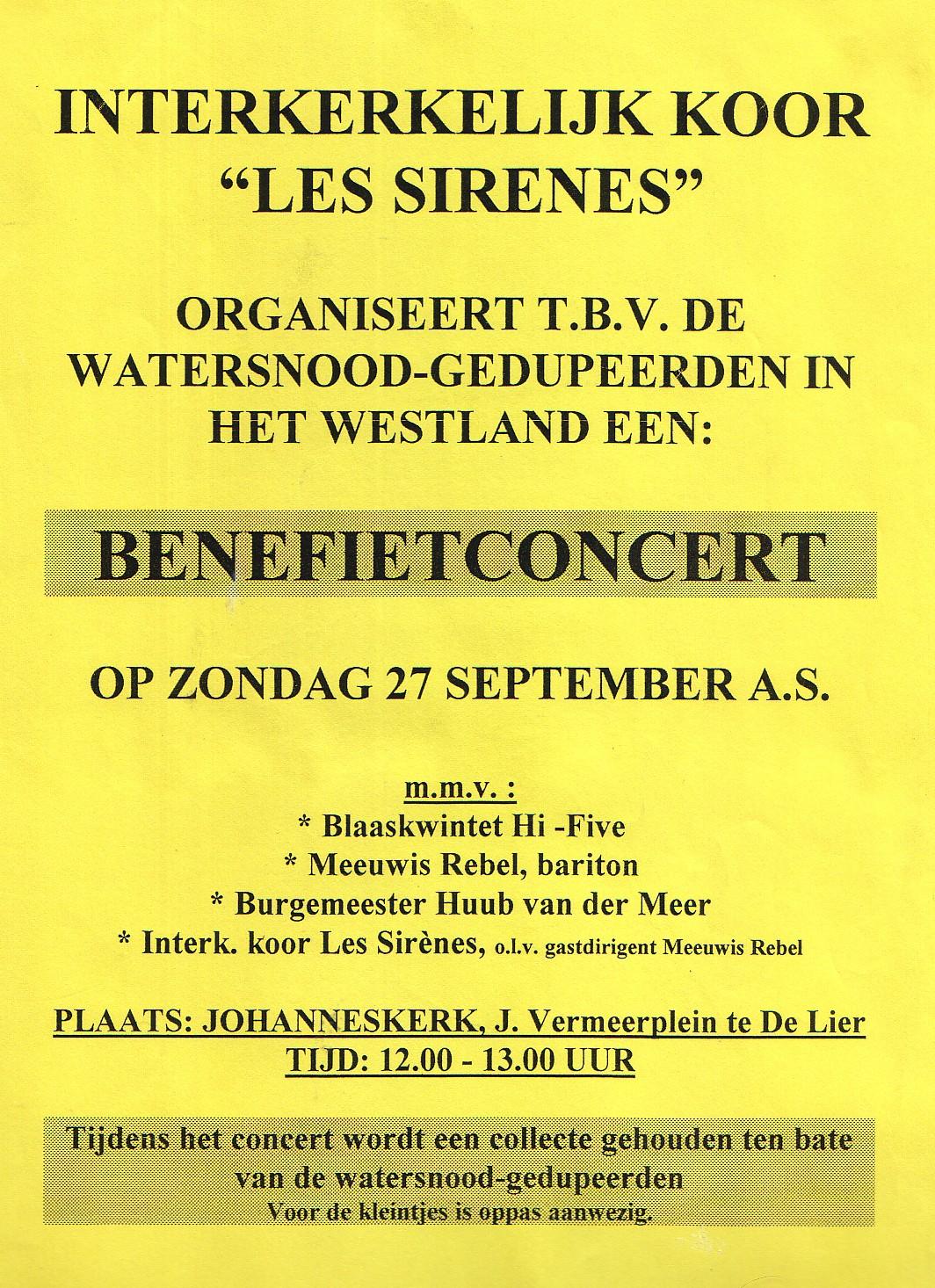 Benefietconcert 1998